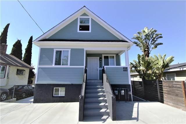 658 W Sepulveda Street, San Pedro, CA 90731 (#SB21117056) :: Compass