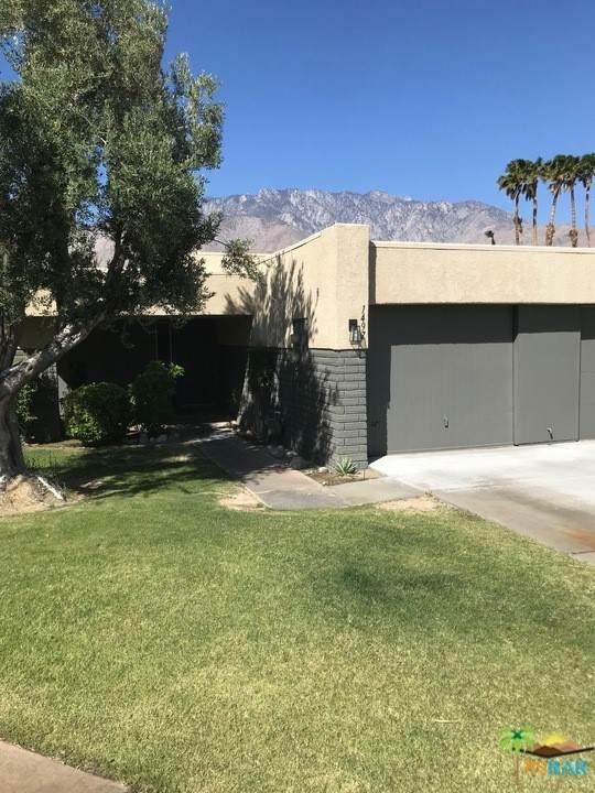 1497 N Sunflower Circle, Palm Springs, CA 92262 (MLS #21733896) :: Desert Area Homes For Sale