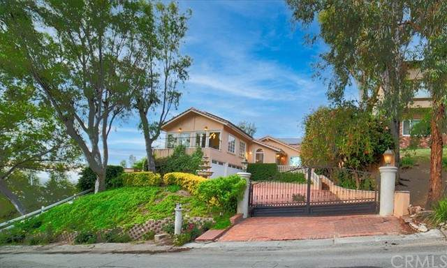 3463 Tanglewood Lane, Rolling Hills Estates, CA 90274 (#SB21117536) :: Go Gabby