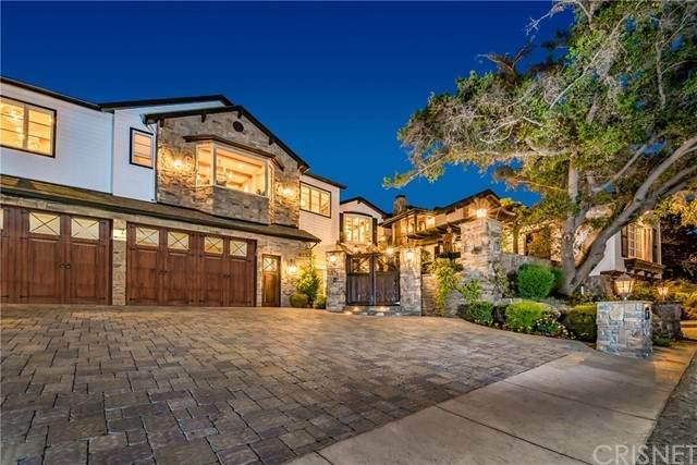 287 Lake Sherwood Drive, Lake Sherwood, CA 91361 (#SR21117300) :: Hart Coastal Group