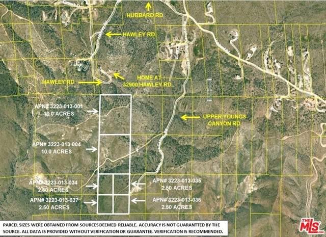 0 1 Mi S Av Fwy Vic Hubbard Rd., Acton, CA 93510 (#21741936) :: Wahba Group Real Estate | Keller Williams Irvine