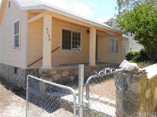 4408 Decator, Frazier Park, CA 93225 (#SR21117679) :: Wahba Group Real Estate   Keller Williams Irvine