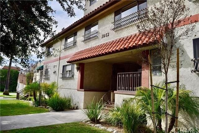 1043 Thompson Avenue #11, Glendale, CA 91201 (#BB21117442) :: Zember Realty Group