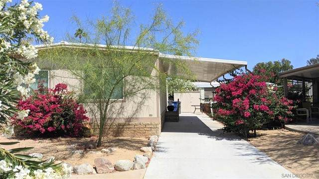 1010 Palm Canyon Dr #37, Borrego Springs, CA 92004 (#210014907) :: Berkshire Hathaway HomeServices California Properties
