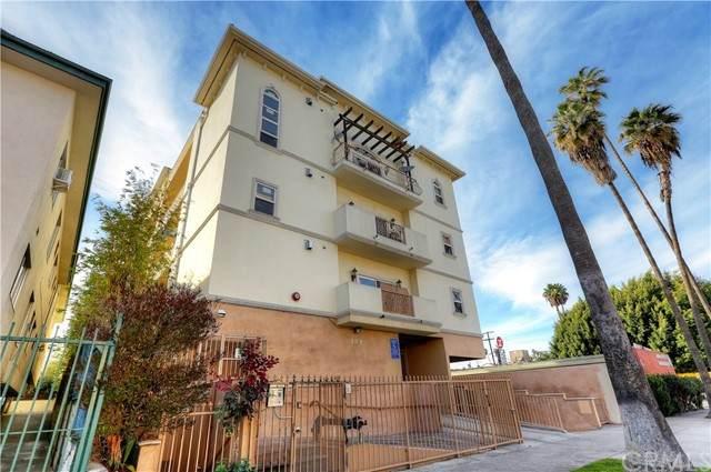 309 S Mariposa Avenue #303, Los Angeles (City), CA 90020 (#CV21107781) :: Berkshire Hathaway HomeServices California Properties