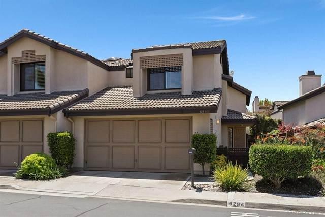 6294 Caminito Del Oeste, San Diego, CA 92111 (#210014922) :: Wahba Group Real Estate   Keller Williams Irvine
