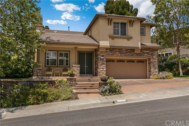 17431 Bramble Court, Yorba Linda, CA 92886 (#PW21117418) :: Wahba Group Real Estate   Keller Williams Irvine