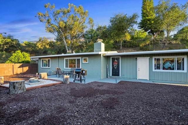 1889 Davis Drive, Fallbrook, CA 92028 (#210014923) :: Powerhouse Real Estate