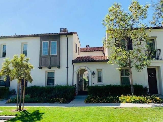 103 Mission, Irvine, CA 92620 (#OC21115120) :: RE/MAX Empire Properties