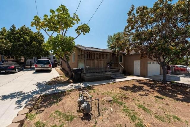 945 49 46th Street, San Diego, CA 92102 (#NDP2106158) :: Wahba Group Real Estate | Keller Williams Irvine