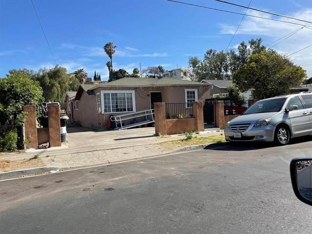 4151 Nordica Street, San Diego, CA 92113 (#PTP2103769) :: Blake Cory Home Selling Team