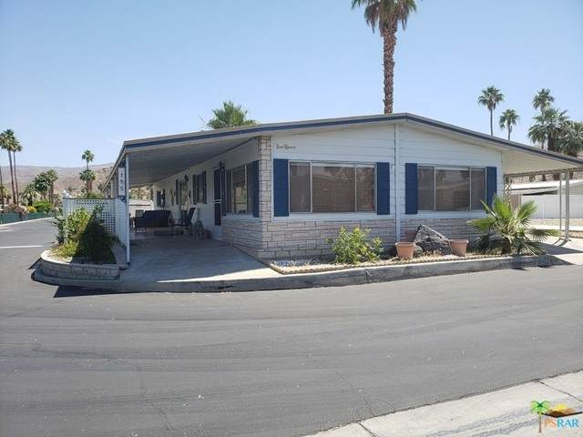 153 Yucca Drive, Palm Springs, CA 92264 (#21741582) :: Swack Real Estate Group | Keller Williams Realty Central Coast