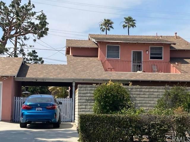 1705 Bolsa Avenue, Seal Beach, CA 90740 (#PW21102549) :: RE/MAX Empire Properties