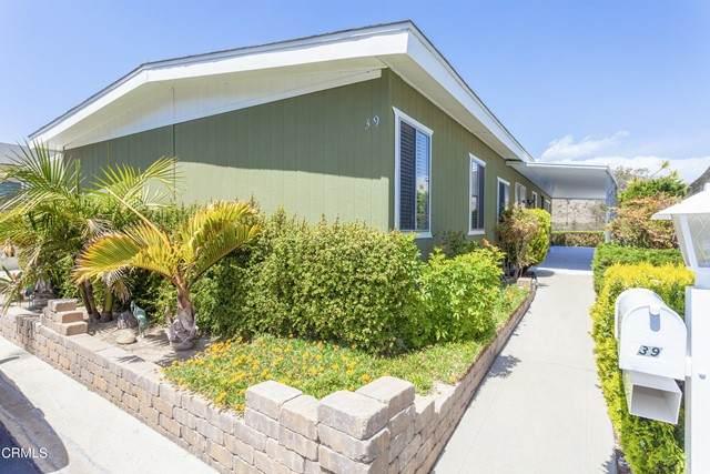 39 Margarita Avenue #26, Camarillo, CA 93012 (#V1-6181) :: Wahba Group Real Estate | Keller Williams Irvine
