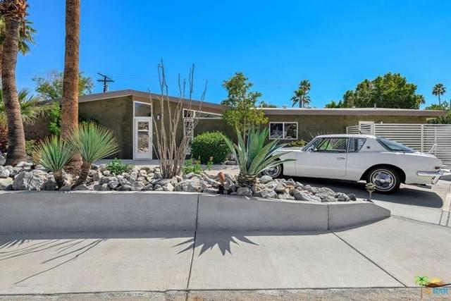 2284 N Via Miraleste, Palm Springs, CA 92262 (MLS #21742716) :: Desert Area Homes For Sale