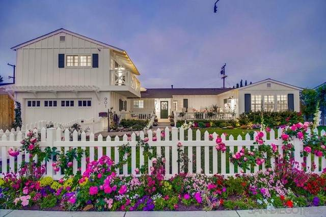 901 Balboa Avenue, Coronado, CA 92118 (#210014988) :: Wahba Group Real Estate | Keller Williams Irvine