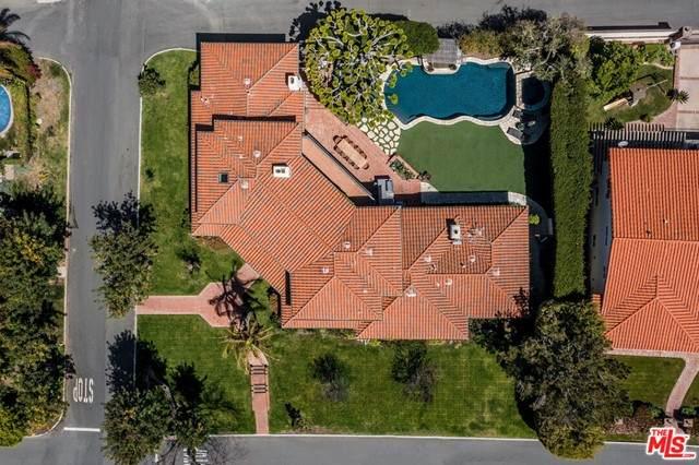 453 Via Media, Palos Verdes Estates, CA 90274 (#21742006) :: Bathurst Coastal Properties