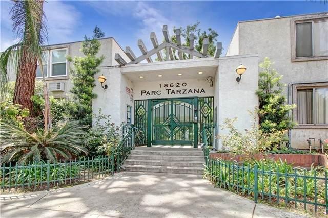 18620 Hatteras Street #240, Tarzana, CA 91356 (#SR21117506) :: Zember Realty Group