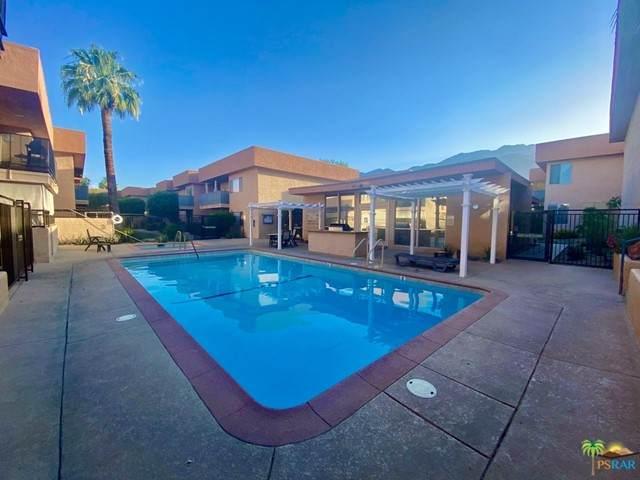 400 N Sunrise Way #267, Palm Springs, CA 92262 (#21743750) :: Wahba Group Real Estate   Keller Williams Irvine
