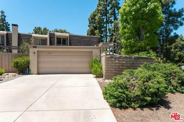 2999 Dogwood Circle, Thousand Oaks, CA 91360 (#21742990) :: Berkshire Hathaway HomeServices California Properties