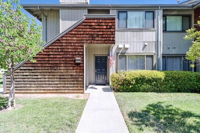 2201 La Terrace Circle, San Jose, CA 95123 (#ML81847070) :: Zember Realty Group
