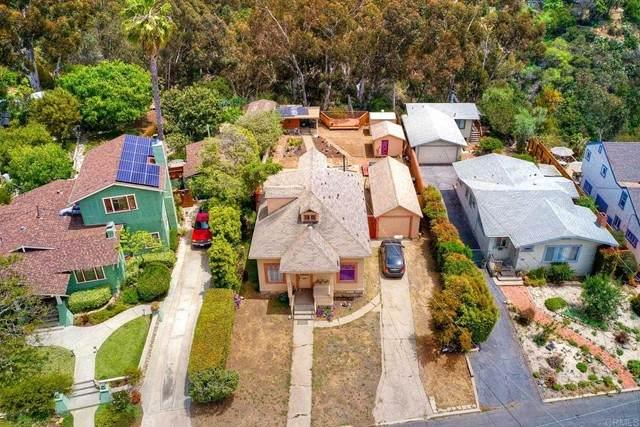 4545 Rhode Island Street, San Diego, CA 92116 (#NDP2106280) :: Wahba Group Real Estate | Keller Williams Irvine