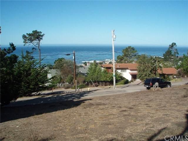 0 Saint Thomas Avenue, Cambria, CA 93428 (#SC21119681) :: The Marelly Group | Sentry Residential