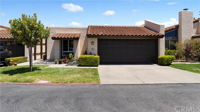 16 Vista Lane, San Luis Obispo, CA 93401 (#SC21116884) :: Zember Realty Group