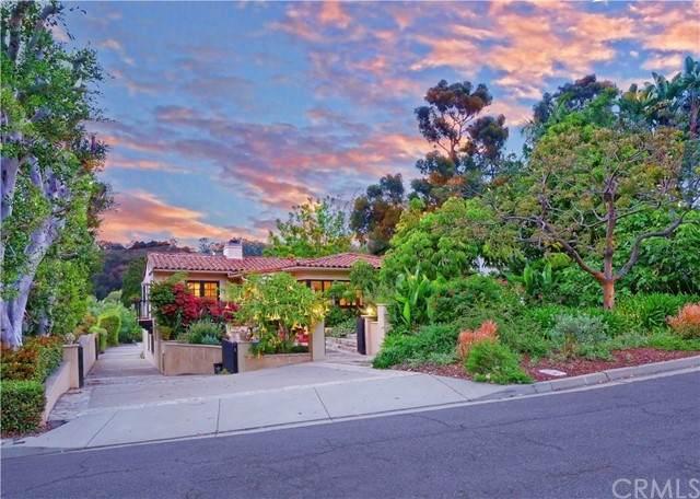 2605 Via Campesina, Palos Verdes Estates, CA 90274 (#PV21117360) :: Powerhouse Real Estate