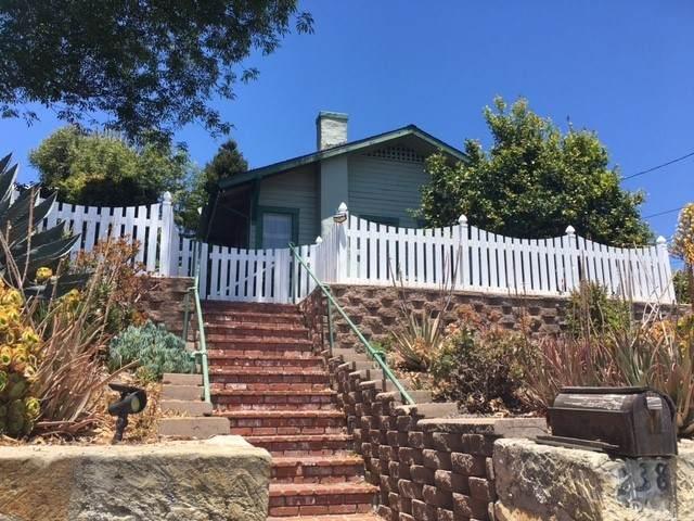 238 W Branch Street, Arroyo Grande, CA 93420 (MLS #PI21117918) :: Desert Area Homes For Sale
