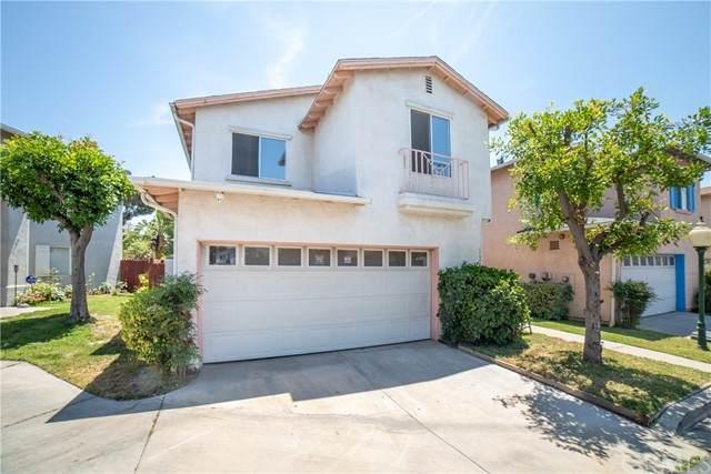 9300 Burnet Avenue #125, North Hills, CA 91343 (#BB21119561) :: Powerhouse Real Estate