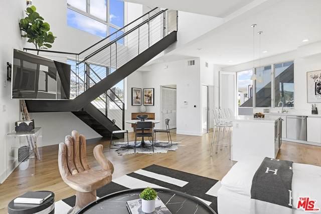 616 N Croft Avenue Ph 8, West Hollywood, CA 90048 (#21744770) :: Wahba Group Real Estate   Keller Williams Irvine