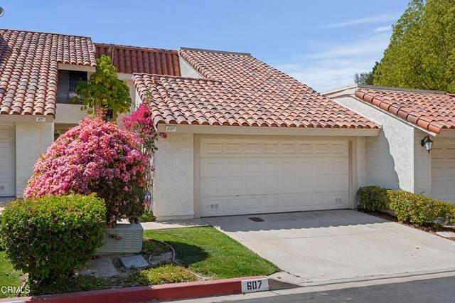 607 White Oak Lane, Newbury Park, CA 91320 (#V1-6225) :: Berkshire Hathaway HomeServices California Properties
