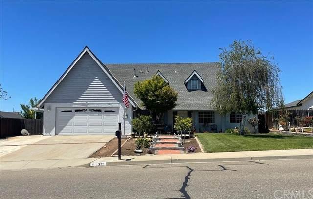 395 Crescent Avenue, Santa Maria, CA 93455 (#PI21120446) :: Wahba Group Real Estate | Keller Williams Irvine