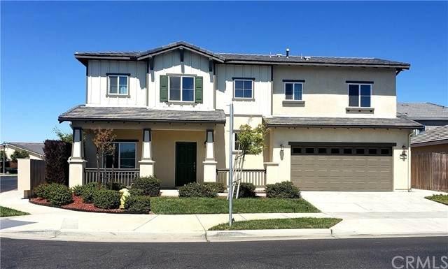1562 S Madison Lane, Santa Maria, CA 93458 (#PI21118431) :: Wahba Group Real Estate | Keller Williams Irvine