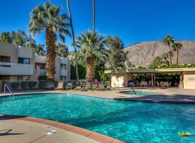 1268 E Ramon Road #60, Palm Springs, CA 92264 (MLS #21744262) :: Desert Area Homes For Sale