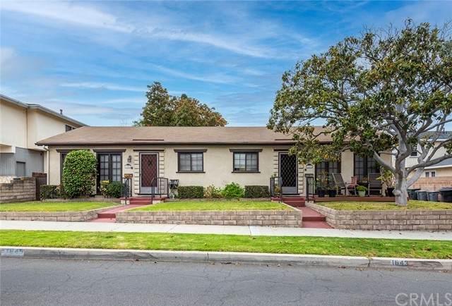 1643 -1645 Acacia Avenue, Torrance, CA 90501 (#SB21119571) :: Berkshire Hathaway HomeServices California Properties