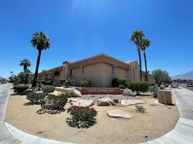 400 N Sunrise Way #125, Palm Springs, CA 92262 (#219063080PS) :: Wahba Group Real Estate   Keller Williams Irvine