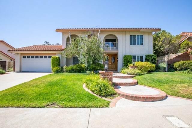 19262 Pebble Beach Place, Porter Ranch, CA 91326 (#SR21119653) :: Wahba Group Real Estate | Keller Williams Irvine