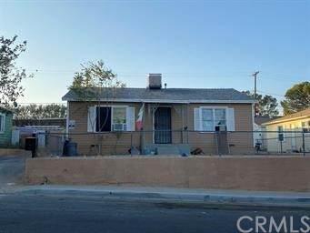 560 W Fredricks Street, Barstow, CA 92311 (#CV21120949) :: The Marelly Group | Sentry Residential