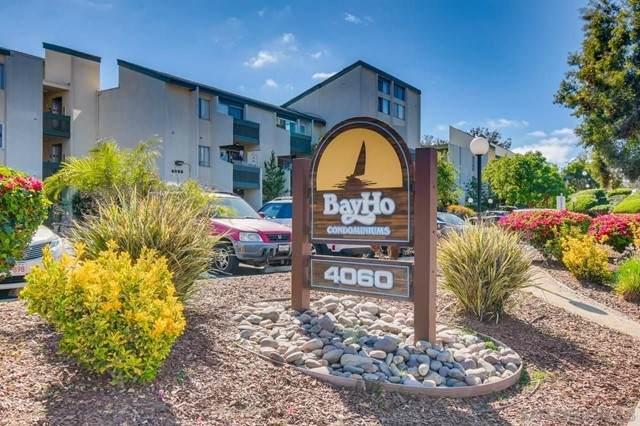 4060 Huerfano Avenue #107, San Diego, CA 92117 (#210015391) :: Wahba Group Real Estate   Keller Williams Irvine