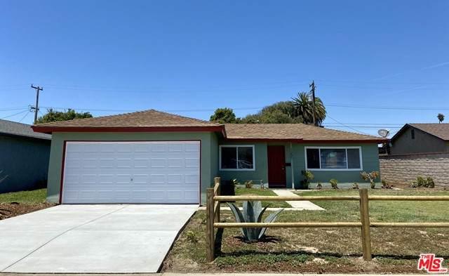 1201 W Nectarine Avenue, Lompoc, CA 93436 (#21743922) :: Powerhouse Real Estate