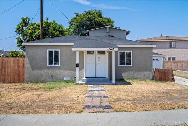 14755 Zastrow Avenue, Bellflower, CA 90706 (#IV21121028) :: Blake Cory Home Selling Team