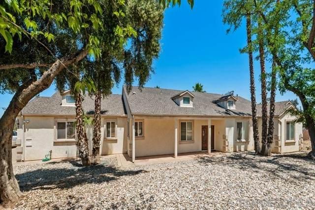 187 Hillcrest Lane, Ramona, CA 92065 (#210015413) :: Wahba Group Real Estate | Keller Williams Irvine
