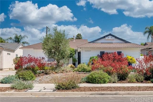 13507 Bessemer Street, Valley Glen, CA 91401 (#SR21121182) :: Hart Coastal Group