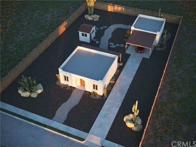 0 Eucalyptus Avenue, 29 Palms, CA 92277 (#JT21121191) :: The Laffins Real Estate Team