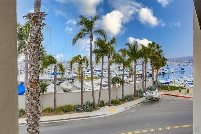 1021 Scott #103, San Diego, CA 92106 (#210015428) :: Wahba Group Real Estate | Keller Williams Irvine