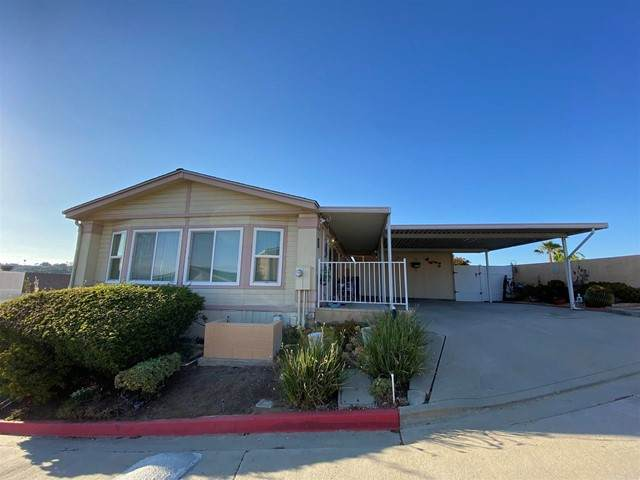 2000 Crofton St Spc 1, Spring Valley, CA 91977 (#NDP2106430) :: Powerhouse Real Estate