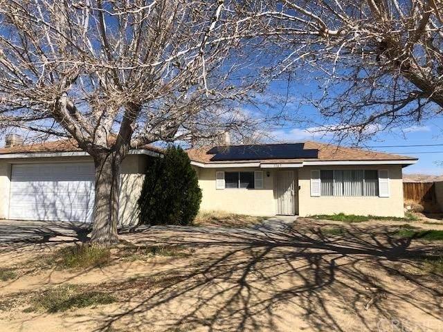 1549 Monte Vista Avenue, Rosamond, CA 93560 (#SR21121351) :: Wahba Group Real Estate   Keller Williams Irvine