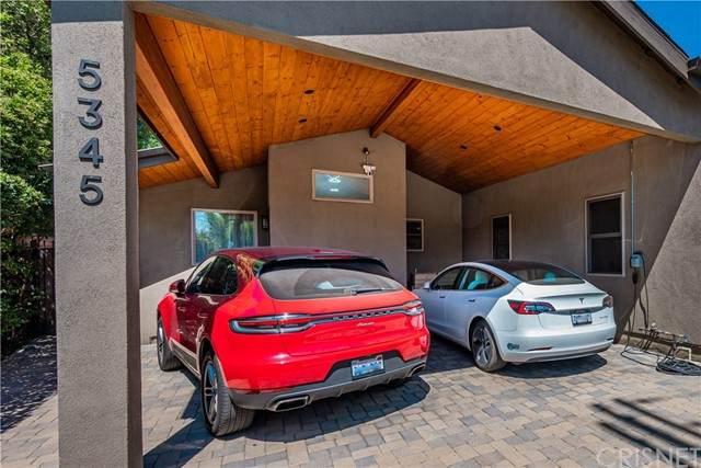 5345 Fallbrook Avenue, Woodland Hills, CA 91367 (#SR21107231) :: Cochren Realty Team | KW the Lakes